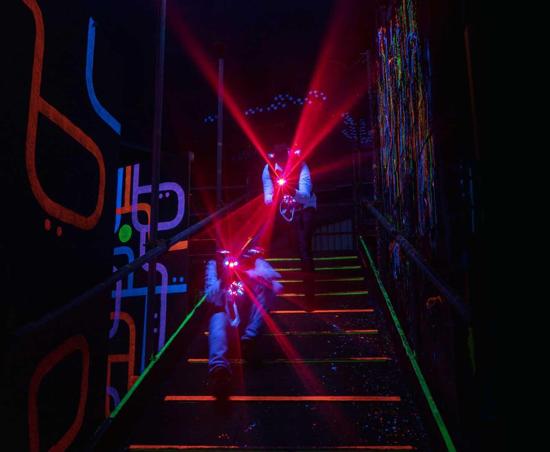 Laserquest Nijmegen